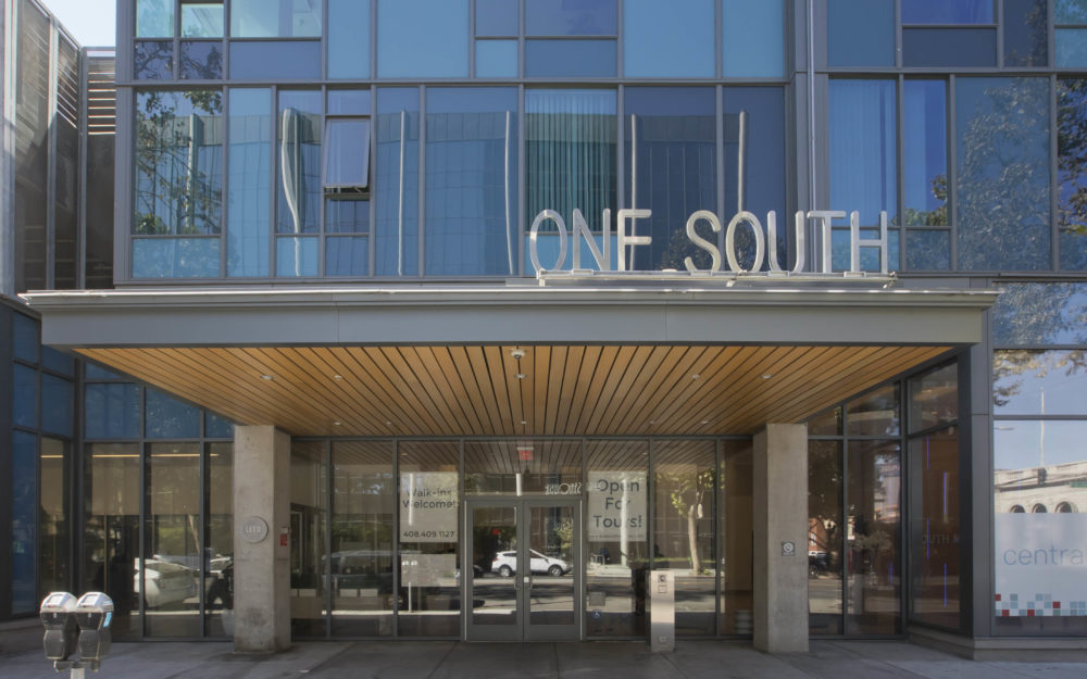 One South Market San Jose Front